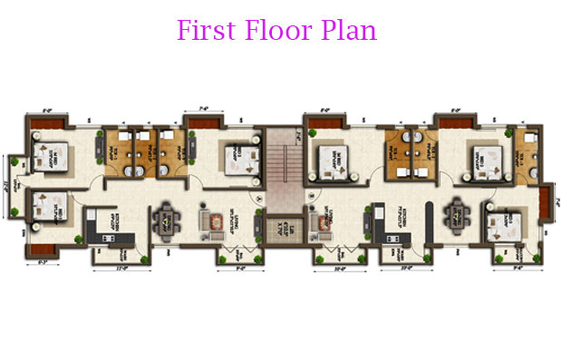 apartments sale in coimbatore rspuram