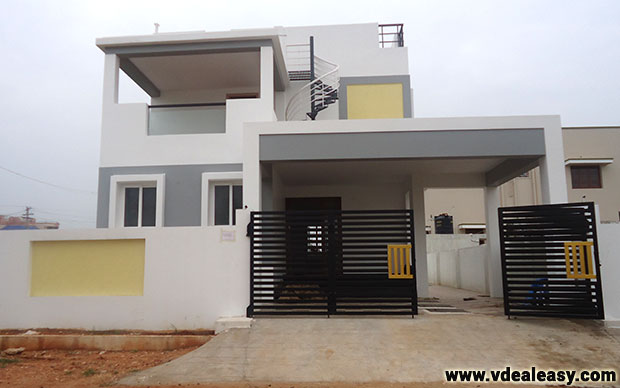 Individual house sale thottipalayam pirivu property sale for Individual house models in chennai